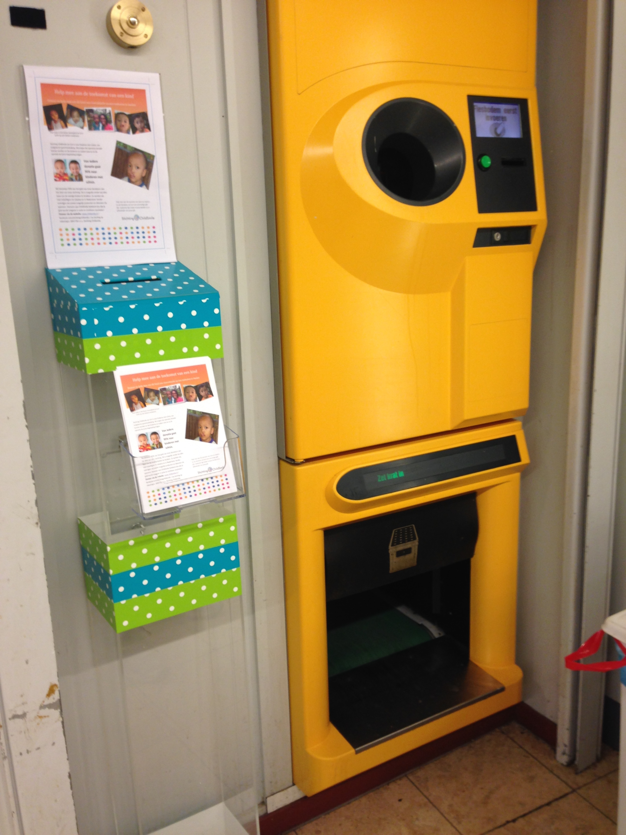 donatiebox Childsmile